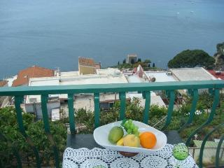 Casa Lucia - seaview to Capri, WIFI, no stairs, Praiano