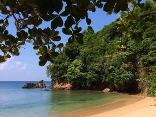 Oceanview, Castara Roundhouse, Tobago. Paradise awaits you