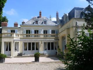 Château des Moulineaux, La Chapelle-Rablais