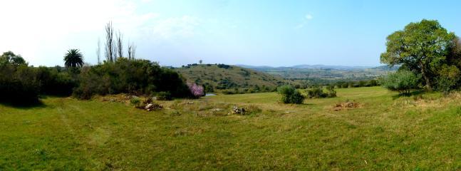 vista sobre la Sierra de los Caracoles