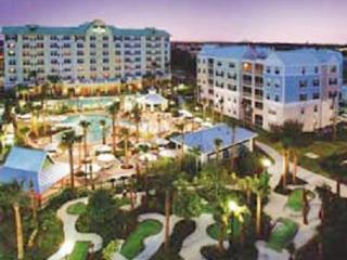 Calypso Cay Resort Vacation Villas Kissimmee FL.