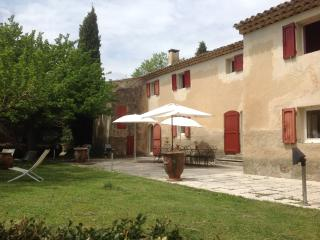 Authentic Provencal Estate in Lourmarin