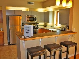 Shared amenities plus a balcony and fireplace!, Chelan
