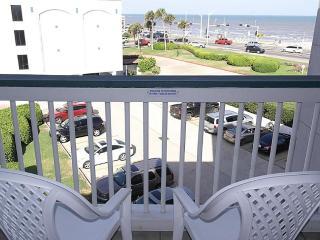 Condo With Best Sunrise, Ocean View, Galveston