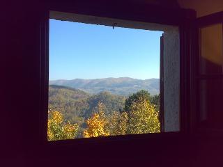 Tipica Mansarda Val di fiemme; camera con vista, Varena