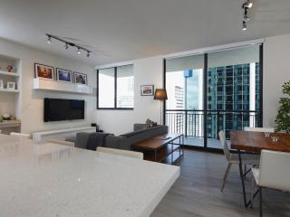 Excellent 2 Bedroom Apartment in Brickell, Miami