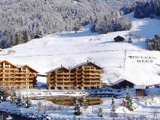 Thermes Parc, Val D'illiez