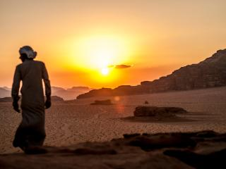 Majed Tours and Adventures Bedouin life