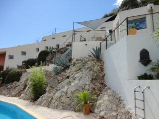 Superbe villa d'architecte avec vue magique