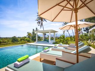 Luxury design villa with spectacular view Lovina