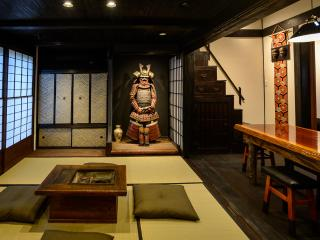Kyoto Toji Samurai Machiya, Modern Luxury Comfort, Kioto