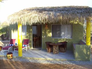 3 One Bedroom Private cottages in a Tranquil setting in the Los Cabos area.