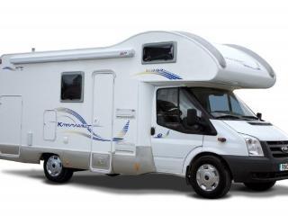 2013 Camper Van Rental Kent (6 berth) Maidstone, Sittingbourne