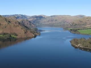 Snapdragon 23 to rent on Ullswater, Lake district