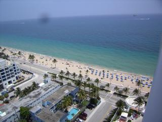 Hilton Ft Lauderdale Beach Res - 22nd Floor views