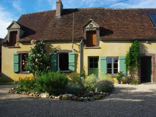 Chambre d'hote Jardin Solstice  a Vaupillon
