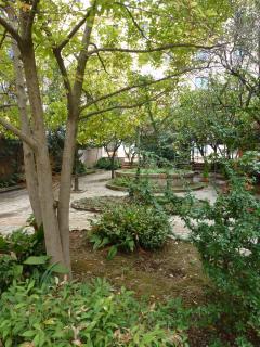 OS Garden - Maison de Charme - Il giardino in inverno