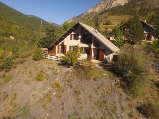 Chalet 8 to 10 Pers (Villars Colmars) Val D'Allos