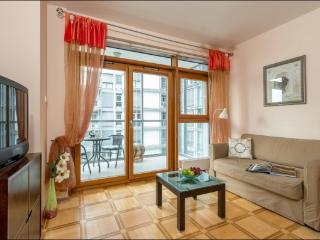 CR105eWarsaw - P&O Apartments Arkadia 6, Warschau