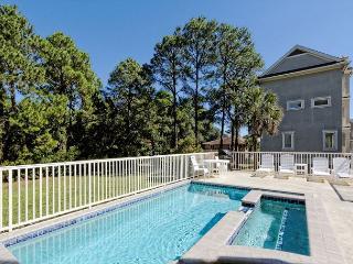 Urchin Manor 5,  6 Bedrooms OceanView, Private Pool, Spa, Elevator, Sleeps 21, Hilton Head