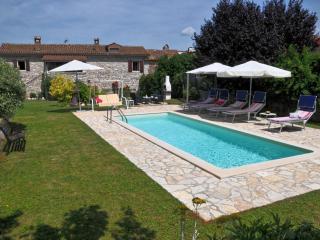 Villa Elda Casa istriana con piscina e giardino, Motovun