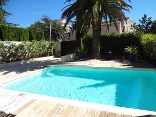 Appartement bord de mer + piscine chauffée, Saint-Raphael