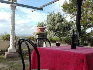 Casa di campagna indipendente panoramica, Frascati