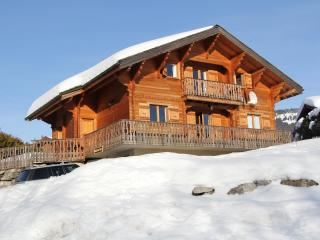 Chalet du Bois, conveniently located, FREE wifi, Les Carroz-d'Araches