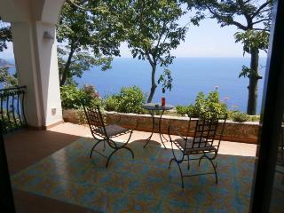 Villa Vespucci - terrace garden seaview WIFI pool, Praiano