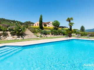 Mas Rigau Estate in Sant Feliu de Guixols. Serenity for your body and soul.
