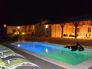 Maison de charme au calme avec piscine