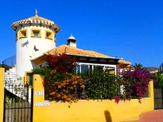Casanina - a beautiful detached Villa with pool, Mazarron