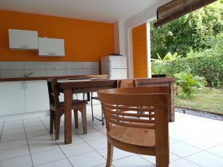 Habitation CALISSA votre gîte ZABRICOT, Bouillante