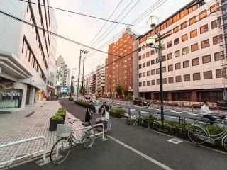 Mid Tokyo, Harajuku - Shibuya