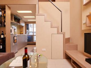 S studio-PingAn(平安) Roofview Loft, Taipéi