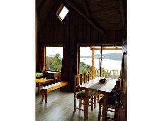 Hermosa cabaña en Frutillar con vista al lago