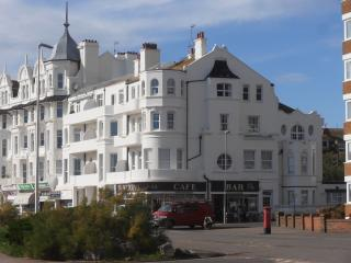The Turret - a seafront delight!