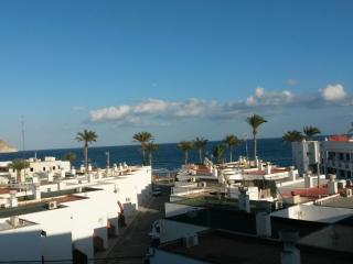 Apartamento con vistas al mar en Las Negras, cerca de la playa!