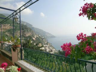 Villa Borgo Fiorito with terrace and sea view