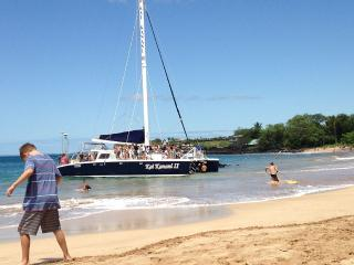 Kamole Beaches just steps away from your door