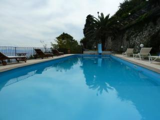 Villa San Nicola with pool and sea view
