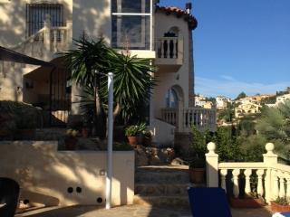 Espectacular villa con vistas al mar Mediterráneo, Benitachell
