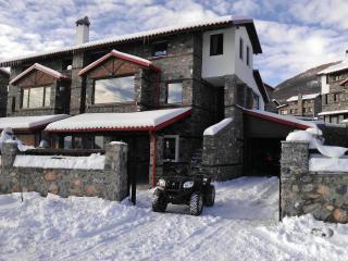 stone villa, Arnissa