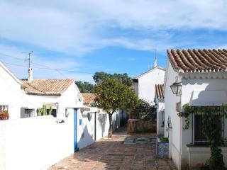 Pequeña casita al estilo andaluz, Marbella