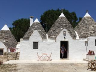 Trullo Giancone with Private Pool