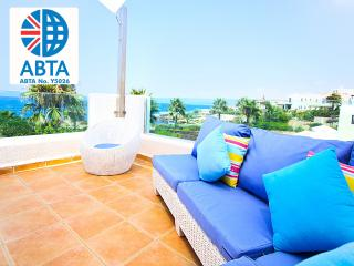 Oceanview Villa 117 - In Paphos with Sea Views, Pafos