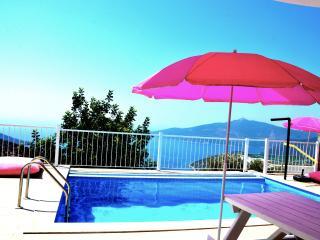 Villa Beyaz With Spectecular Sea View, Kalkan