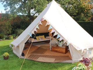 Keepers Meadow - 'Chestnut' Bell Tent, Norwich