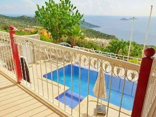 Villa Belkız with Spectecular Sea View, Kalkan