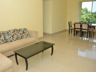 2 BEDROOM SERVICE APARTMENT In Ruby Residency By A2Z